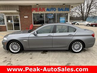 2011 BMW 5 Series 535i xDrive in Medina, OHIO 44256