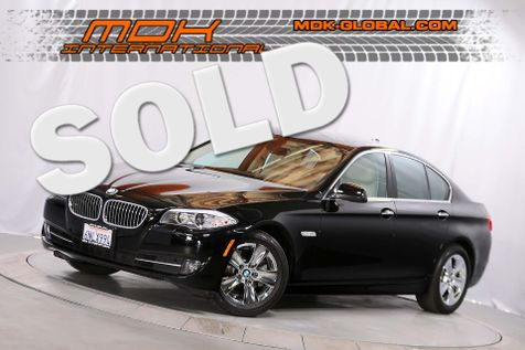 2011 BMW 528i - Navigation - Tech pkg - Only 28K miles in Los Angeles