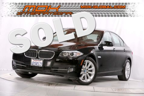 2011 BMW 528i - Sport pkg - Xenon - Comfort seats in Los Angeles