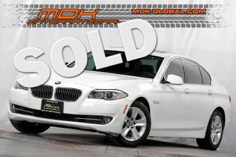 2011 BMW 528i - Navigation - Service records in Los Angeles