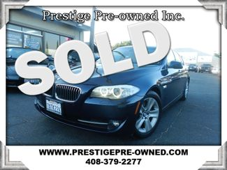 2011 BMW 528i ((**NAVIGATION & BACK-UP CAMERA**))  in Campbell CA