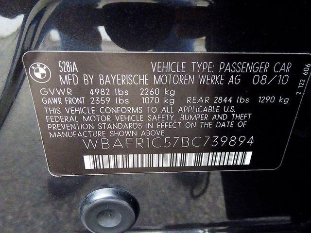 2011 BMW 528i 528i Madison, NC 53