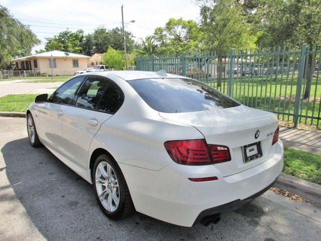 2011 BMW 528i Miami, Florida 2