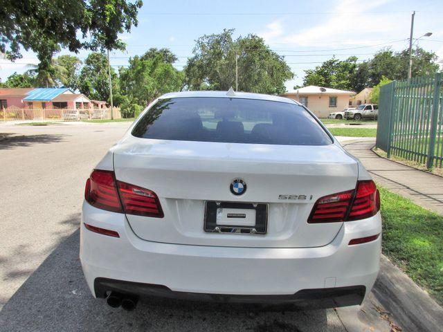 2011 BMW 528i Miami, Florida 3