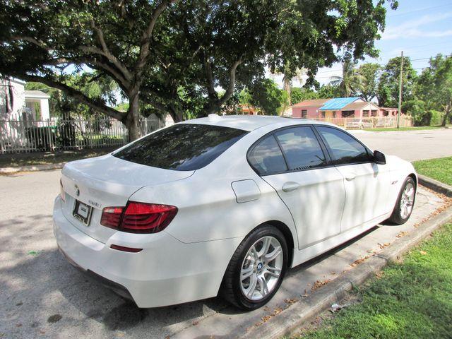 2011 BMW 528i Miami, Florida 4