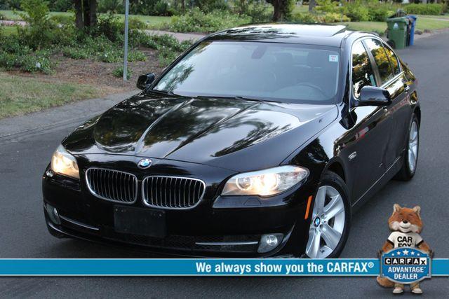 2011 BMW 528i PREMIUM PKG NAVIGATION NEW TIRES SERVICE RECORDS