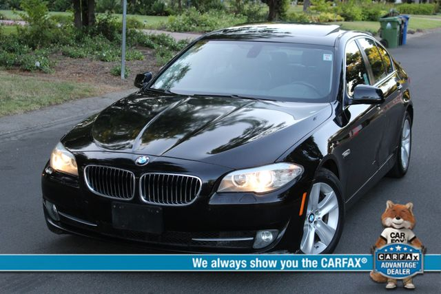 2011 BMW 528i PREMIUM PKG NEW TIRES SERVICE RECORDS