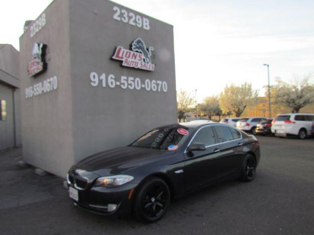 2011 BMW 528i Clean