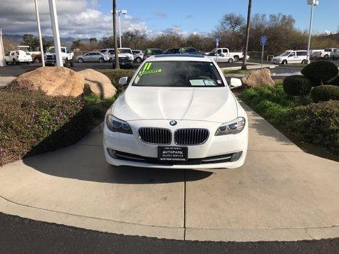 2011 BMW 528i 528i | San Luis Obispo, CA | Auto Park Sales & Service in San Luis Obispo, CA
