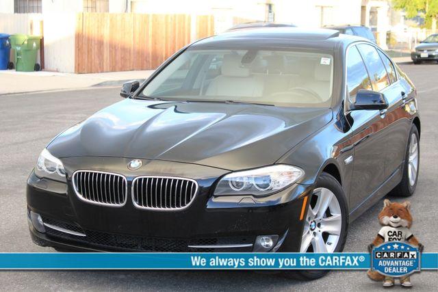 2011 BMW 528i SEDAN NAVIGATION SERVICE RECORDS