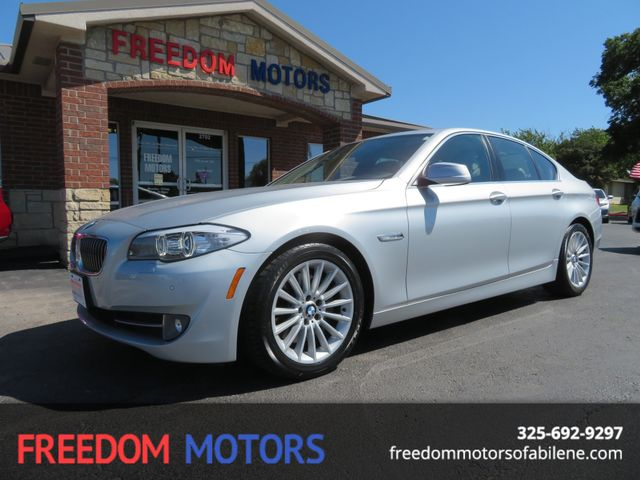 2011 BMW 535i in Abilene Texas