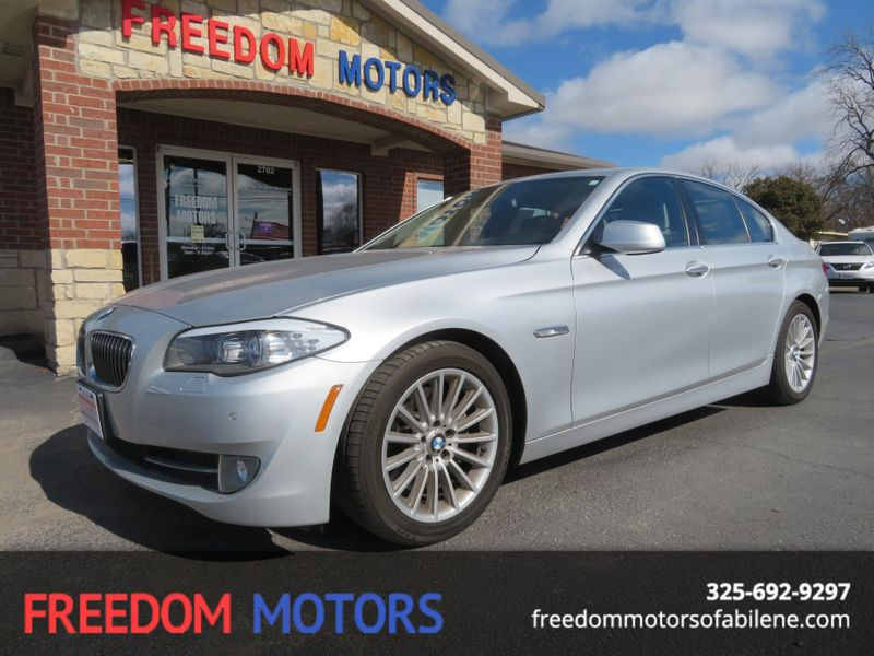 2011 BMW 535i  | Abilene, Texas | Freedom Motors  in Abilene Texas