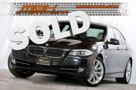 2011 BMW 535i - Sport - Premium 2 - Back up camera in Los Angeles