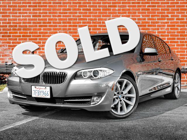 2011 BMW 535i Burbank, CA 0