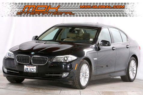 2011 BMW 535i - Premium - Navigation - Manual transmission in Los Angeles