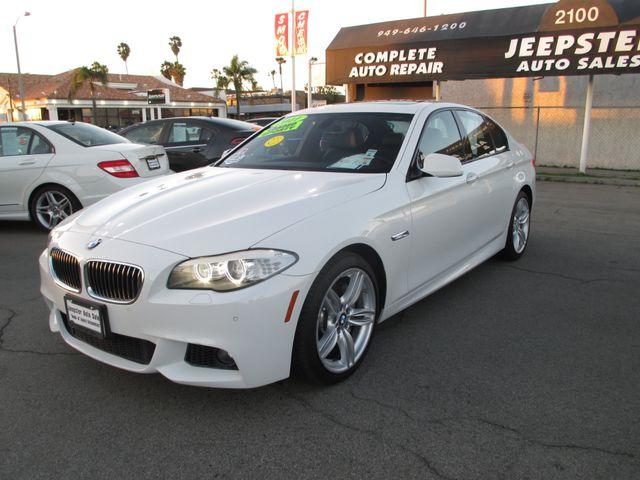 2011 BMW 535i M Sport Sedan in Costa Mesa, California 92627