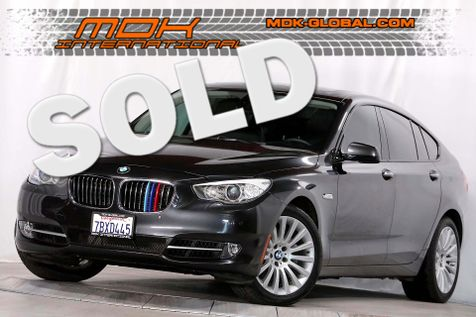 2011 BMW 535i Gran Turismo - Comfort seats - Comfort access - Navigation in Los Angeles