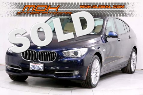 2011 BMW 535i Gran Turismo - Extremely well optioned - Original MSRP of $76K in Los Angeles