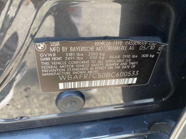2011 BMW 535i 535i Madison, NC 38