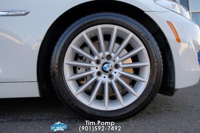 2011 BMW 535i SUNROOF NAVIGATION LEATHER SEATS in Memphis, Tennessee 38115