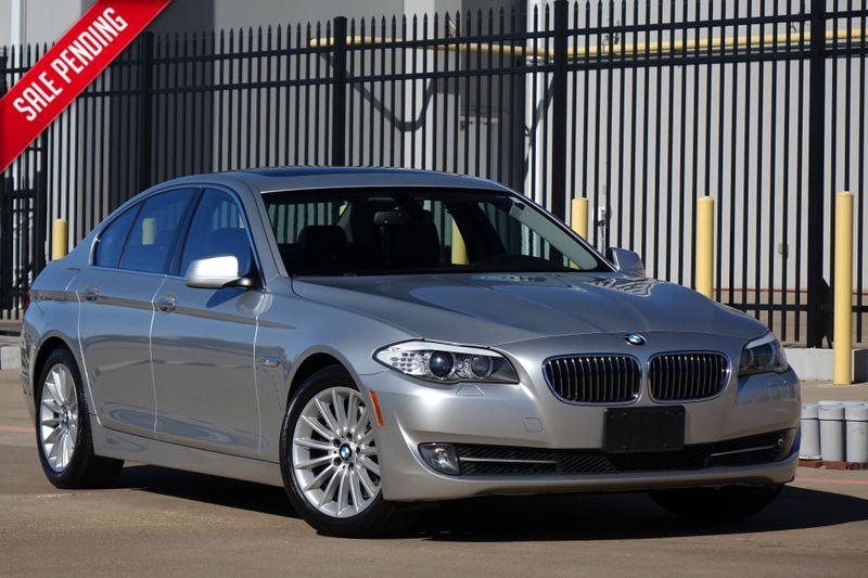 2011 BMW 535i Nav* BU Cam* Only 87k* EZ Finance**   Plano, TX   Carrick's Autos in Plano TX