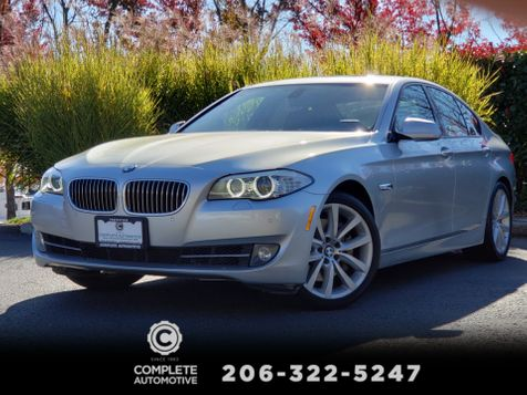 2011 BMW 535i Sport Convenience Cold Weather Premium 2 Packages in Seattle