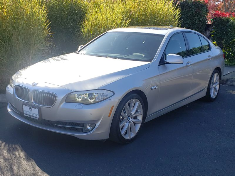 2011 BMW 535i Sport Convenience Cold Weather Premium 2 Packages  city Washington  Complete Automotive  in Seattle, Washington