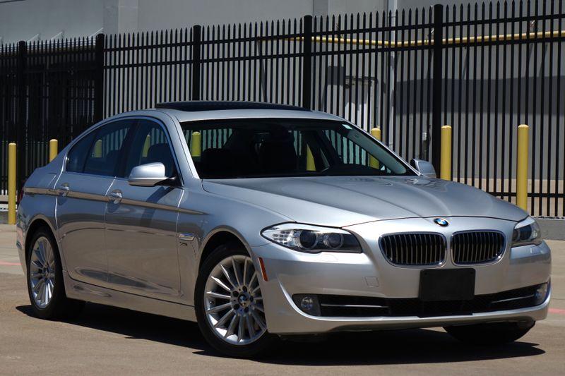 2011 BMW 535i xDrive Sedan* Nav* BU Cam* AWD* EZ Finance**   Plano, TX   Carrick's Autos in Plano TX