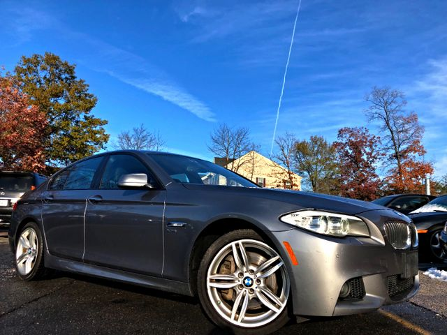 2011 BMW 535i xDrive M Sport PARK ASSIST*NAVI* BLUTOOTH*LEATHER*SUNROOF*PREM PK in Sterling, VA 20166