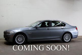 2011 BMW 535xi xDrive AWD Luxury Car w/Navigation, Heated in Eau Claire, Wisconsin