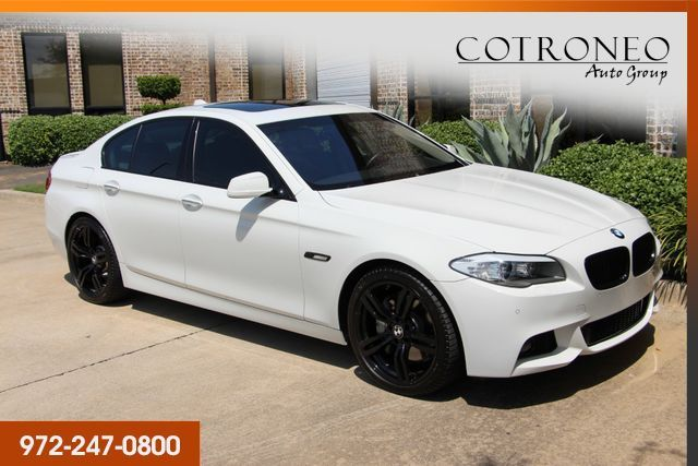 2011 BMW 550i Sedan in Addison, TX 75001