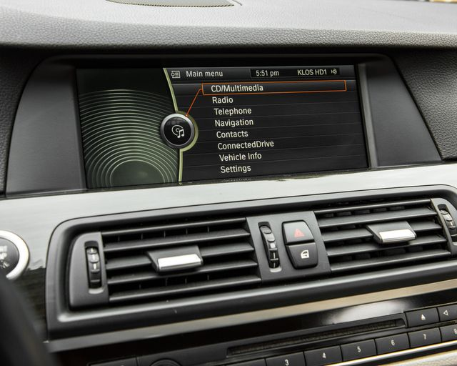 2011 BMW 550i Burbank, CA 20