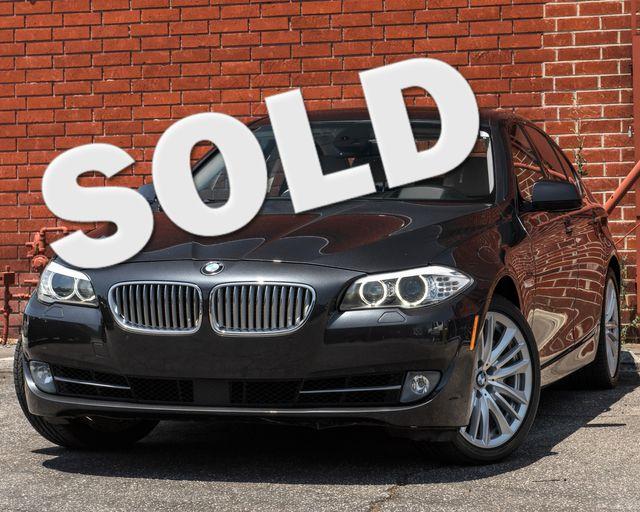 2011 BMW 550i Burbank, CA