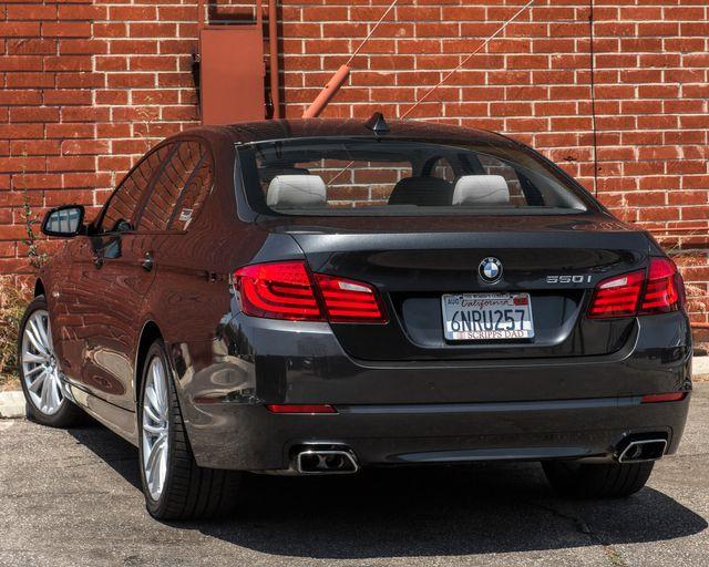 2011 BMW 550i Burbank, CA 5