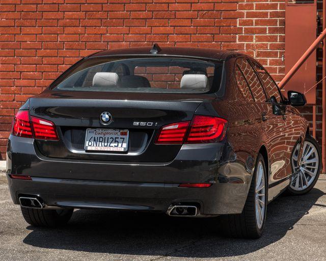 2011 BMW 550i Burbank, CA 7