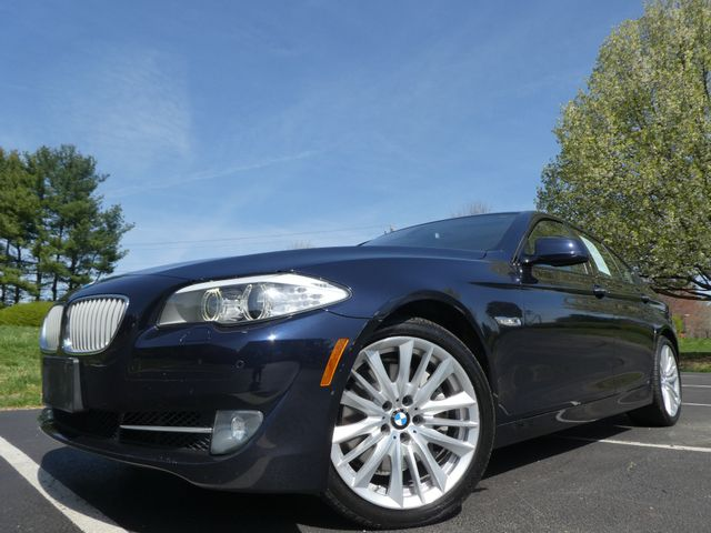 2011 BMW 550i Leesburg, Virginia 0