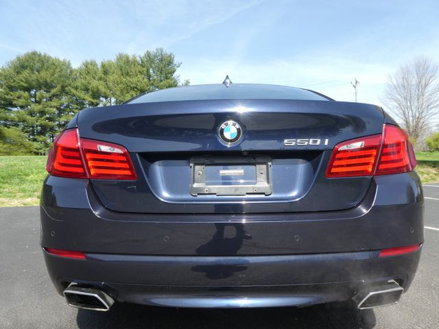 2011 BMW 550i Leesburg, Virginia 7