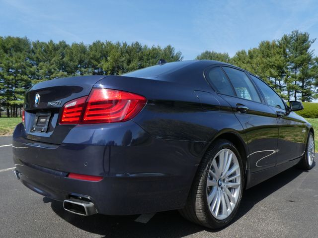 2011 BMW 550i Leesburg, Virginia 2