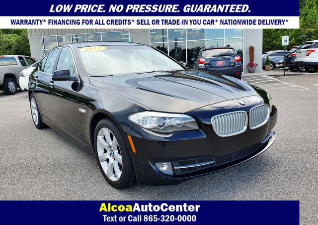 2011 BMW 550i w/Active Cruise Control