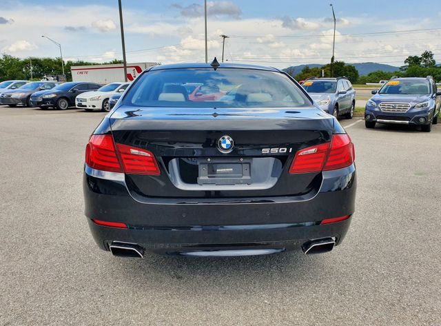 2011 BMW 550i w/Active Cruise Control in Louisville, TN 37777