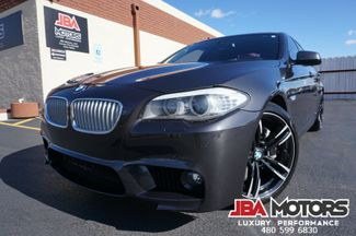2011 BMW 550i 5 Series Sedan 550 Sport Package Driver Assist P2 | MESA, AZ | JBA MOTORS in Mesa AZ