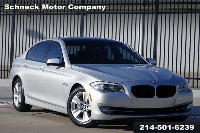 2011 BMW 550i SPORT PACKAGE **** RATES AS LOW AS 1.99 APR* ****