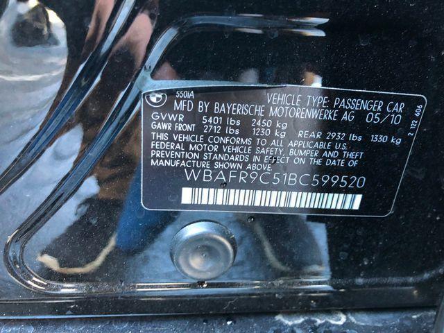 2011 BMW 550i Sterling, Virginia 38
