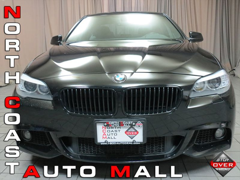 2011 bmw 550i xdrive 550i xdrive city oh north coast auto mall of akron