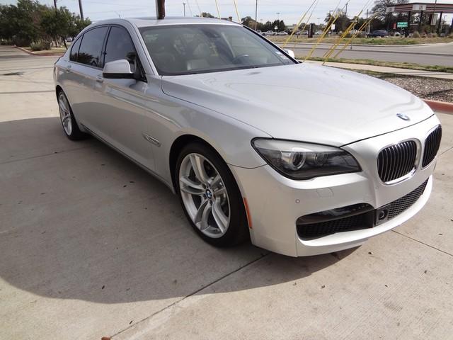 2011 BMW 7 Series  LWB Austin , Texas 8