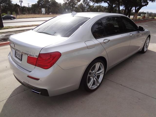 2011 BMW 7 Series  LWB Austin , Texas 4