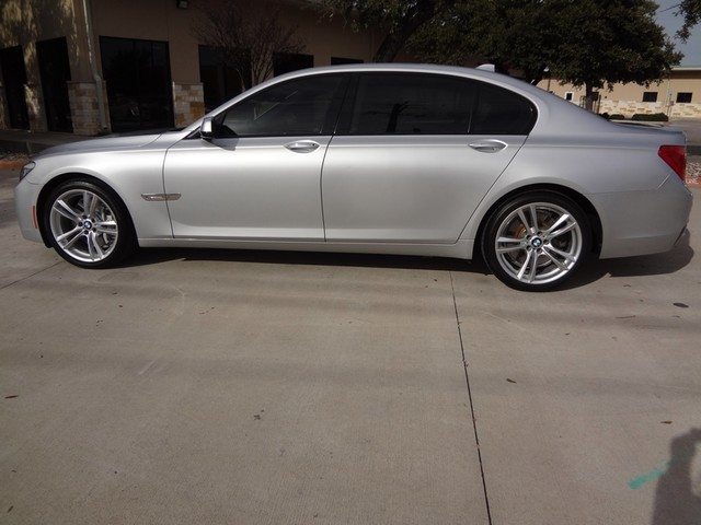2011 BMW 7 Series  LWB Austin , Texas 1
