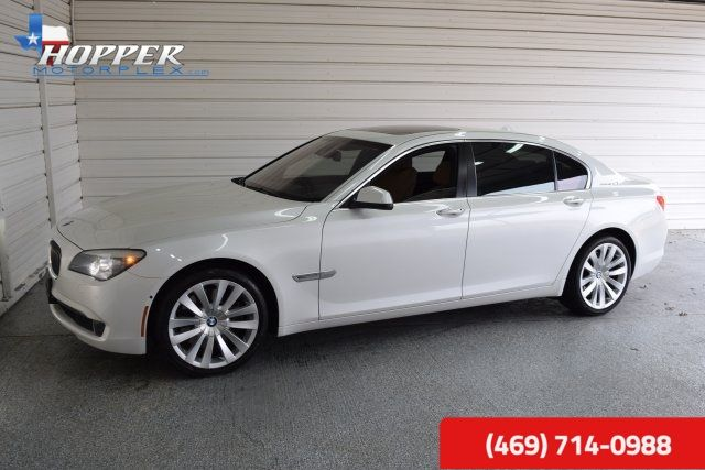 2011 BMW 7 Series ActiveHybrid 750Li