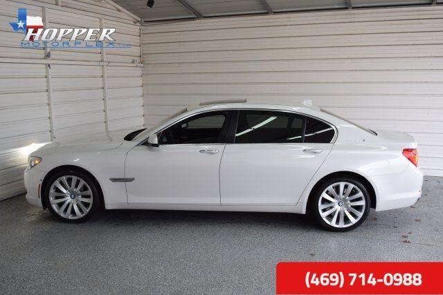 2011 BMW 7 Series ActiveHybrid 750Li in McKinney Texas, 75070
