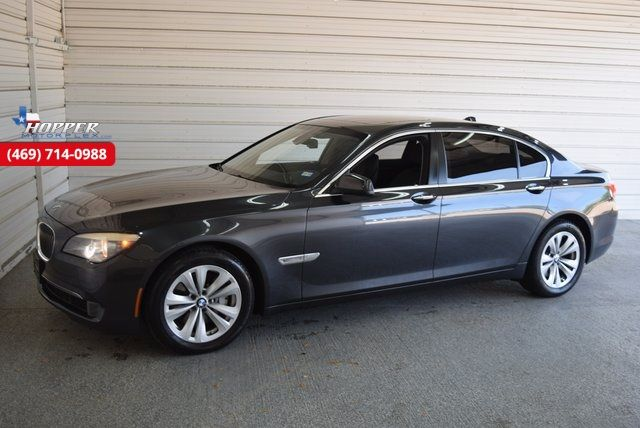 2011 BMW 7 Series 740Li in McKinney Texas, 75070